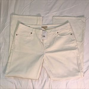 cAbi Wide Leg Flare Jeans NWT
